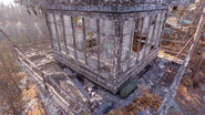 FO76 Central Mountain lookout (cabin)