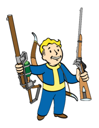 FO76 Exotic Weapons Master