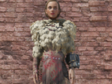 Imposter sheepsquatch outfit