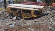 FO76 School bus