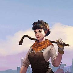 Hero card Betty