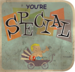 Fallout4 You're SPECIAL!