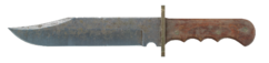 Fo76 Bowie knife