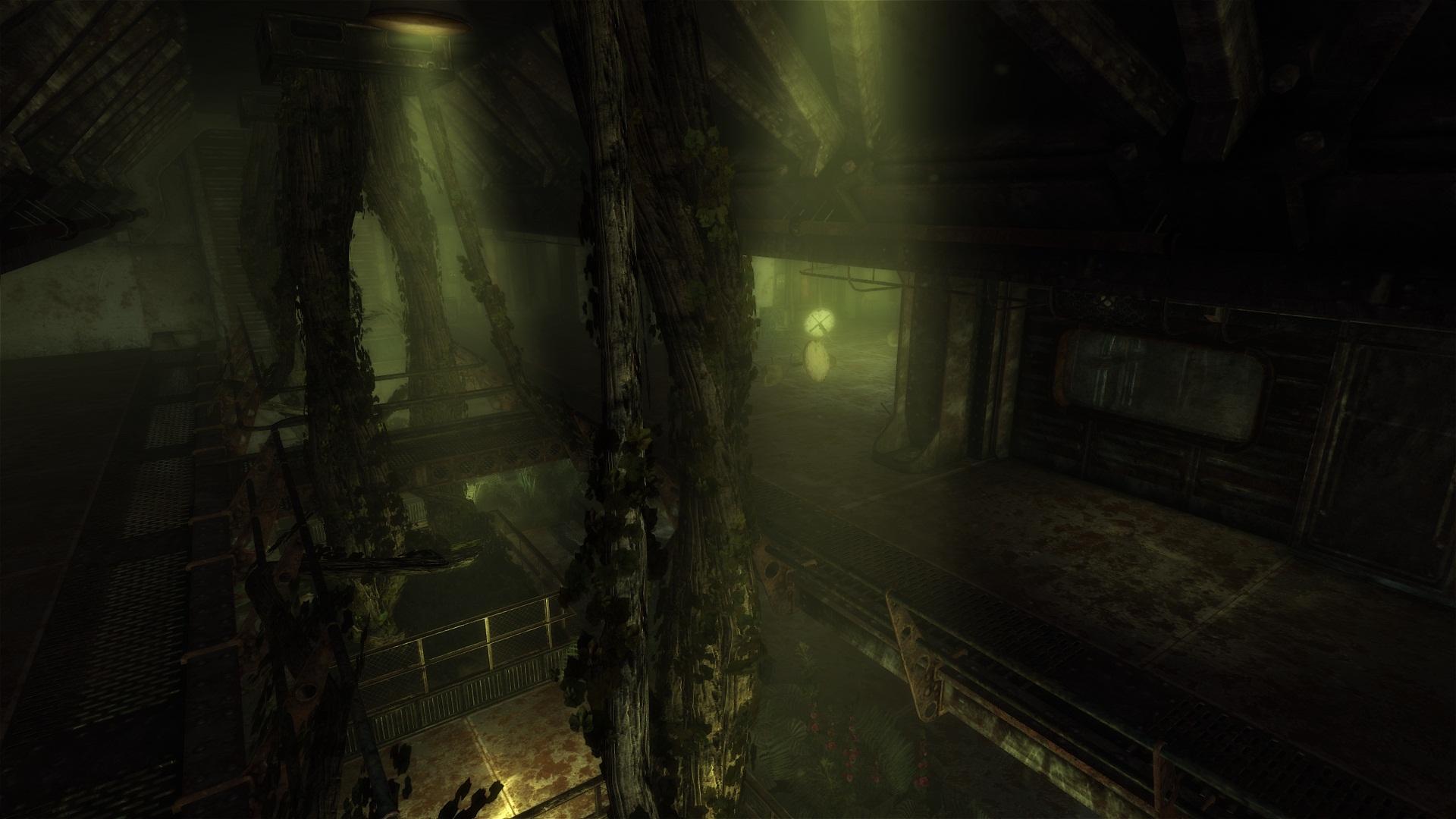 Vault 22 Atrium