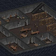 Підвал бібліотеки