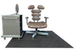 FO4VW Barber Chair