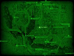 FO4 Уэст-Эверетт (карта мира)