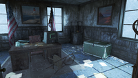 FO4 Fort Strong Brocks office