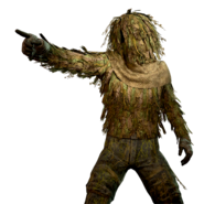 FO76 NW Ghillie Suit