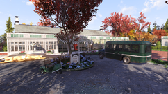 FO76 Whitespring golf club