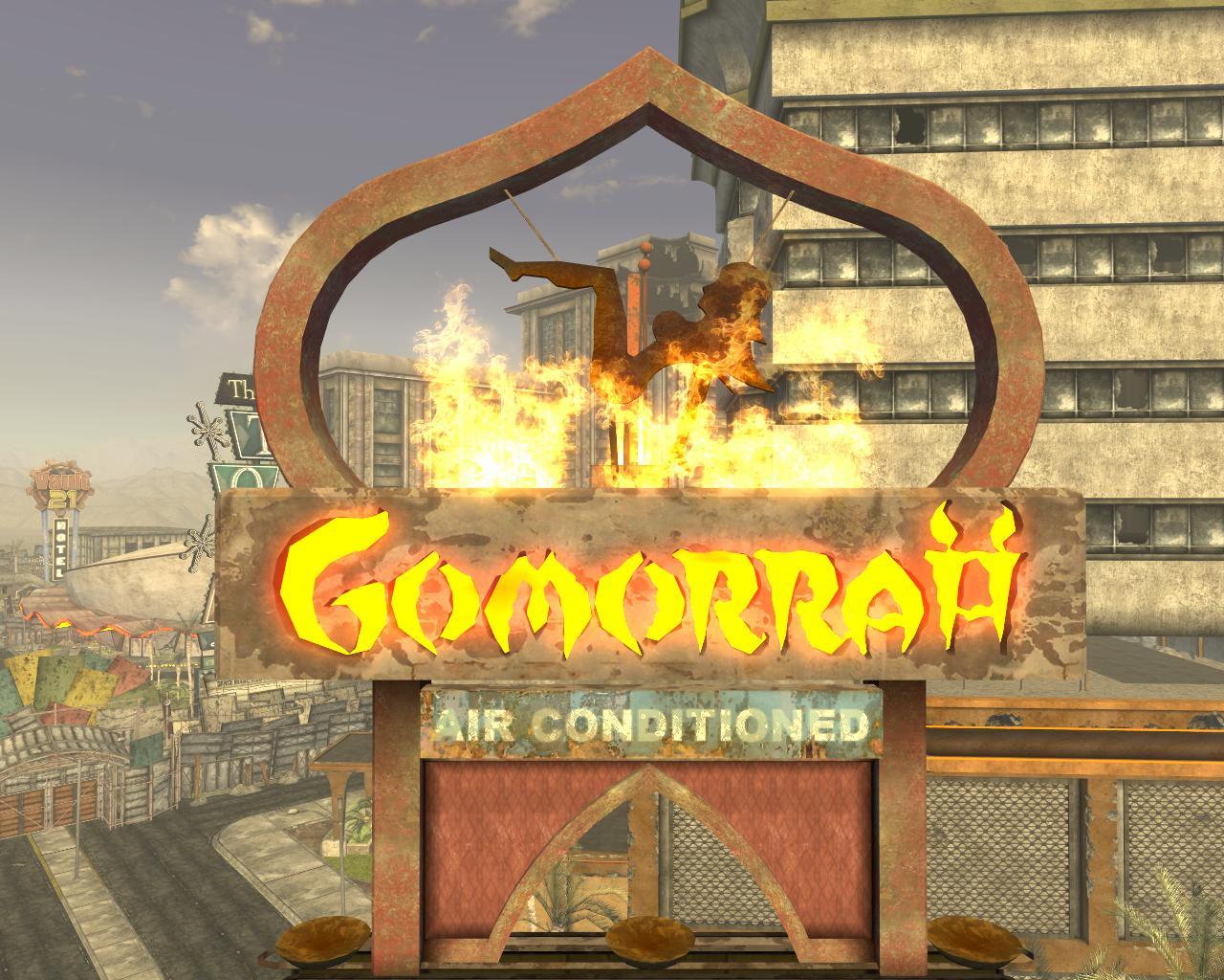 Fallout New Vegas New Vegas (6)