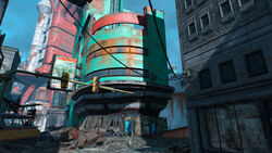 Fo4 Super mutant hotel shell