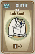 FoS Lab Coat Card