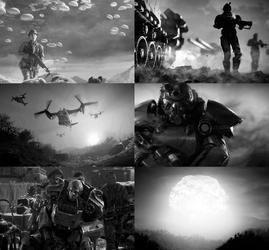 Fo SinoAmerican War Collage