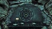 Vault 101 entrance ext