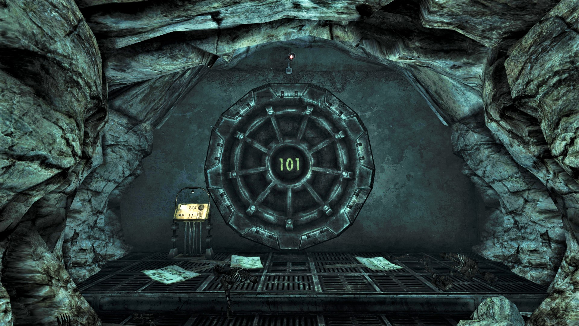 Vault 101 Fallout Wiki Fandom Powered By Wikia