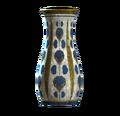 Empty floral flared vase.png
