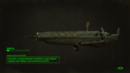 FO4FH LS Harpoon gun