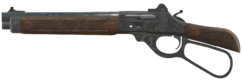 FO4FH Lever action rifle