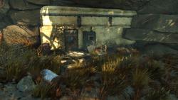 FO76 Abandoned bunker