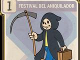 Festival del aniquilador