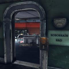 Robobrain R&D entrance