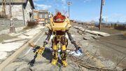Fo4AUT Cybermech scrapbot