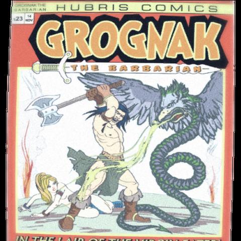 Неушкоджена обкладинка коміксу
