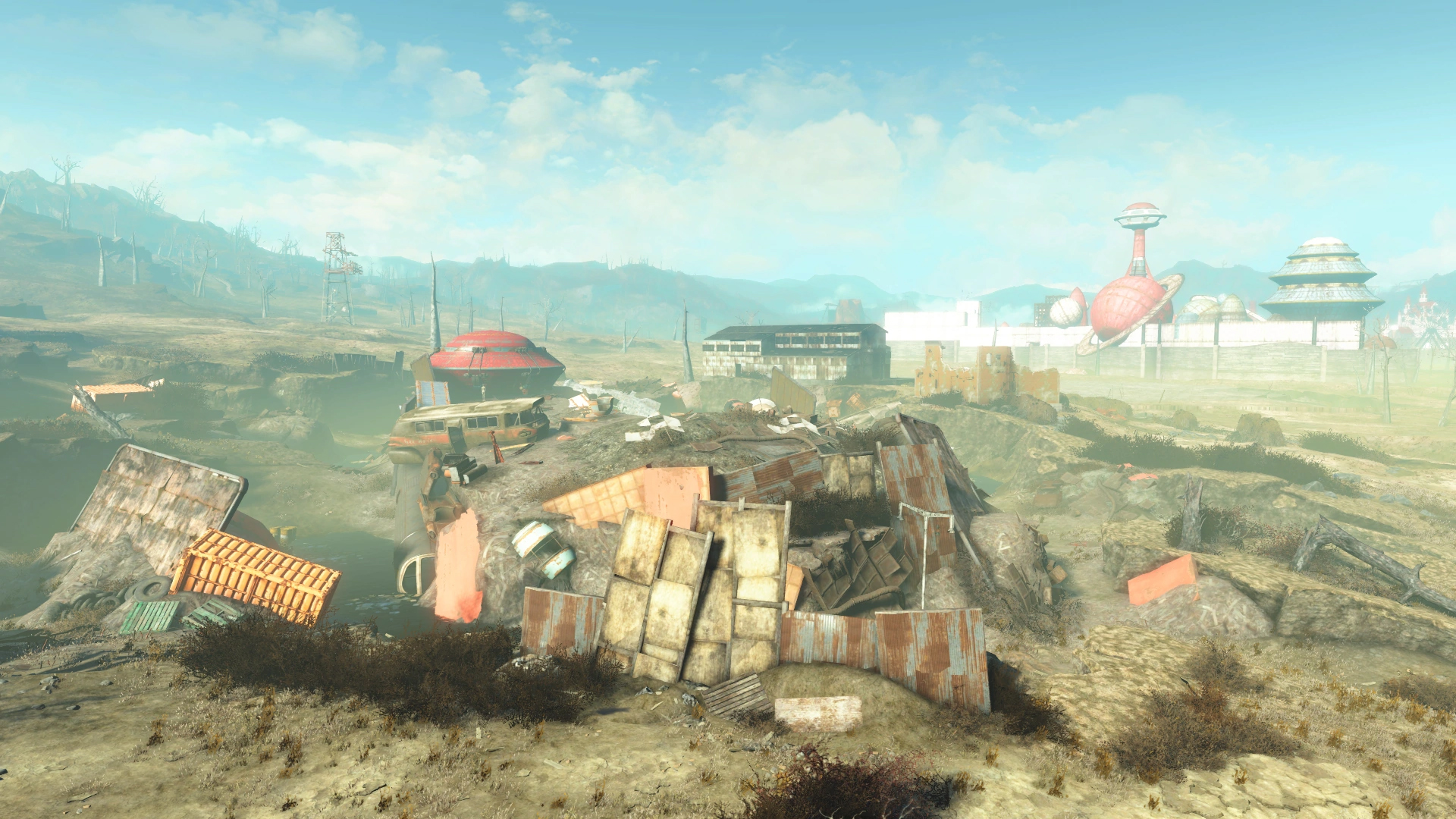 Nuka-World junkyard | Fallout Wiki | FANDOM powered by Wikia