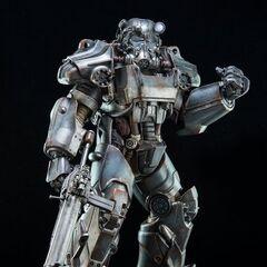 T-60 power armor figure