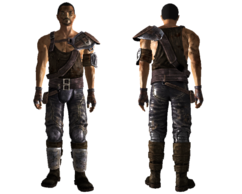 Raider commando armor