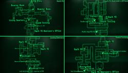 Vault 92 loc map