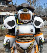 CC-00 power armor Space Cowboy