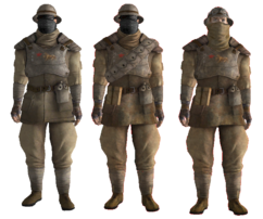 FNV Trooper Outfits NCR1