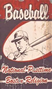 FO4 Baseball poster 2