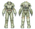 FO4 X-01 power armor millitary