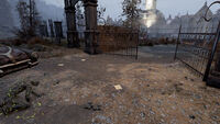 FO76 Fort Defiance (Notice of expulsion)