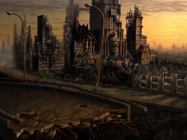 Necropolis The City Of Death