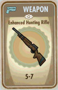 Fos Enhanced Hunting Riflel Card