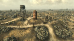 Hilltop Farm Ruins