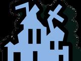 Деревня домиков на дереве