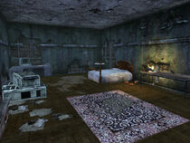 Silver Rush bedroom