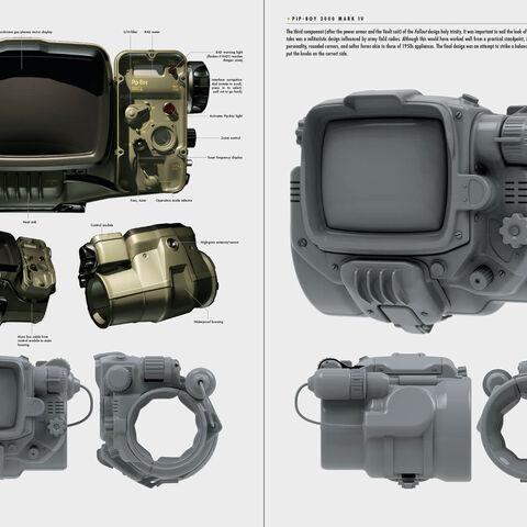 Fallout 4 Pip-Boy <a href=