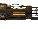 Elijah's jury-rigged Tesla cannon