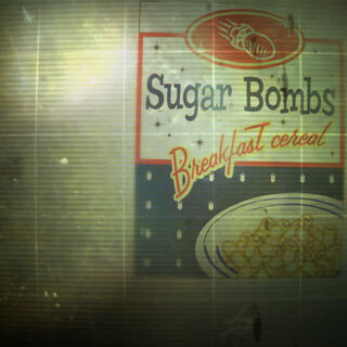 Цукрові бомби на завантажувальному екрані
