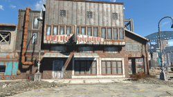 FO4 Lexington Laundromat
