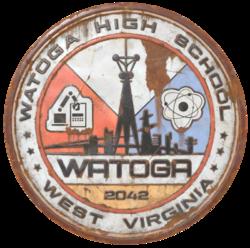 FO76 Watoga High School