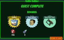 FoS Gobble Gobbler! rewards