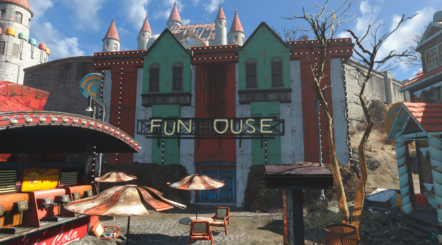 Fun house fallout wiki fandom powered by wikia