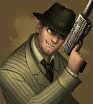 Mister Burke by IronShrineMaiden